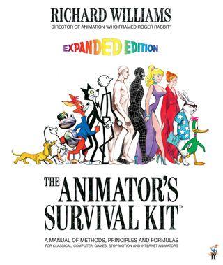 Animator's Survival Kit (Animation Book)