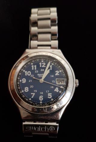 Reloj Swatch Happy Joe Blue. Año 1998