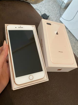iPhone 8 Plus 64gb oro rosa