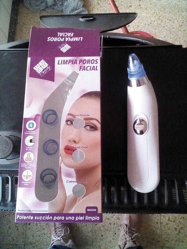 limpia poros facial
