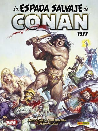 La Espada Salvaje de Conan Magazine 03. Limited