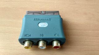 Adaptador RCA a Euroconector