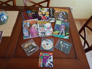 Cómics Manga variados