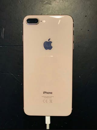 IPhone 8 Plus 64gb color rosa