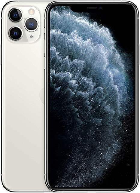 iPhone 11 Pro Max - 64GB - Silver - UNLOCKED