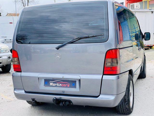 Mercedes-Benz Vito FESTFALIA