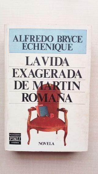 La vida exagerada de Martin Romaña. Bryce.