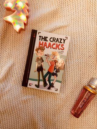 Libro The Crazy Haacks y la cámara imposible 1
