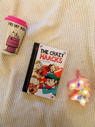 The Crazy Haacks y el reloj sin tiempo 3