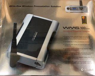 Wireless projector adapter