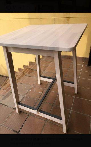 taula alta bar | mesa alta bar