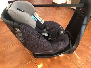 Silla coche bebé (BEBECONFORT assisfix)