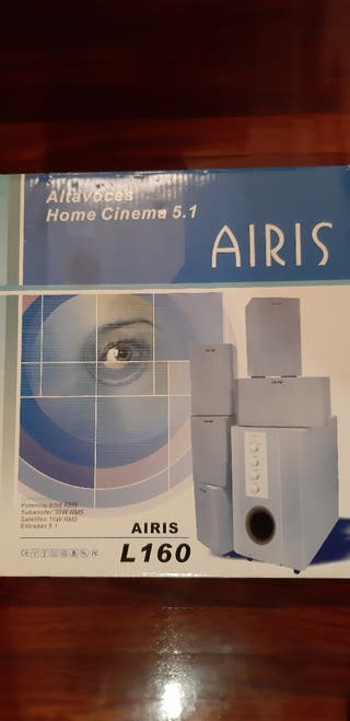Altavoces Home Cinema Airis