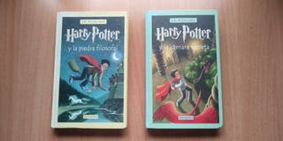 Harry Potter - La piedra filosofal y La cámara...