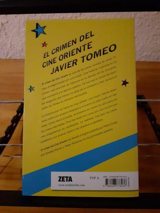 El Crimen Del Cine Oriente De Segunda Mano Por 5 En Valencia En