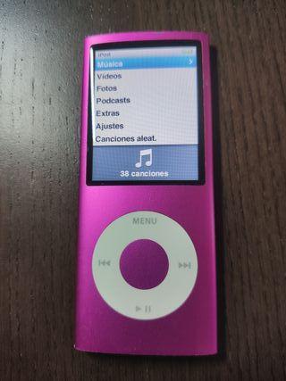 Ipod nano Rosa 8Gb