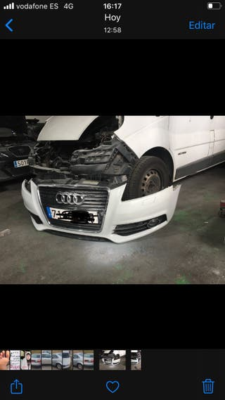 Audi A3 Audi Es Line 2012