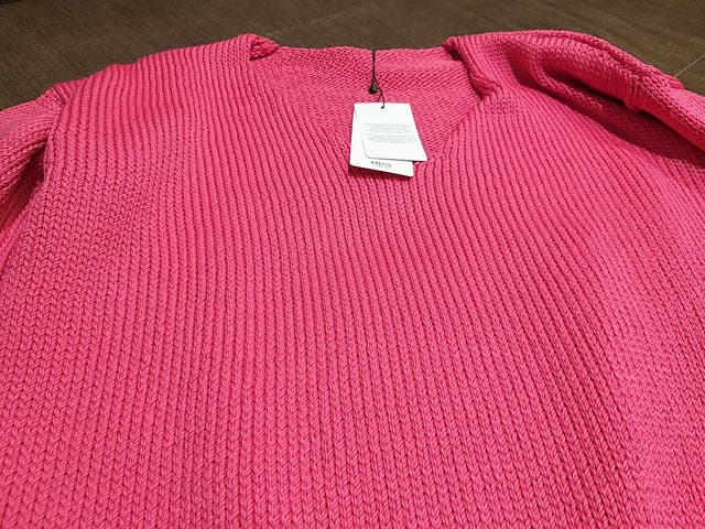 Jersey Pinky (color rosa)
