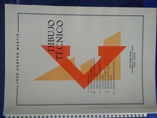 Dibujo Técnico Geometría Bachillerato José C.M.