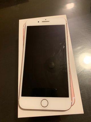 iPhone 7 Plus 128Gb rosa libre