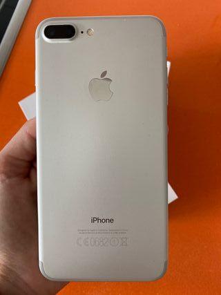 IPHONE 7 PLUS PLATA 128GB