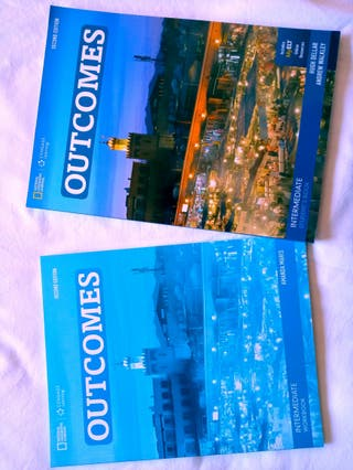 Outcomes student's book&workbook