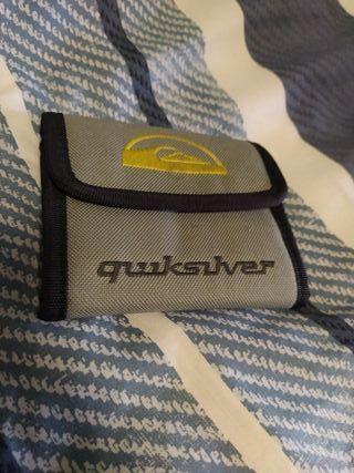 cartera quicksilver nueva