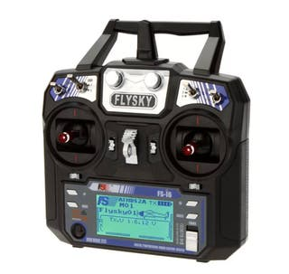 Emisora flysky fs-i6 nueva en su caja