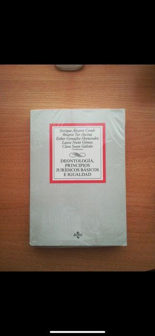 Deontología, Principios Jurídicos Básicos e Iguald