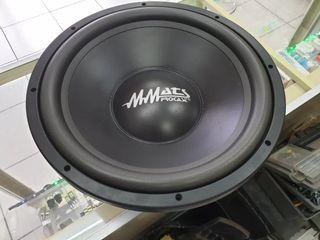 "Subwoofer Mmats Pro Audio Procast 15"""