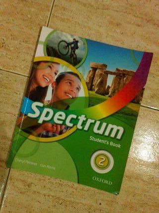 Libro secundaria Inglés