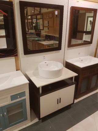 Mueble de baño 80x54 Z019