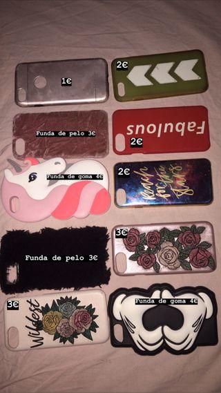 Fundas iPhone 7 y 8