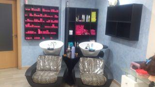 Muebles para montar una peluqueria
