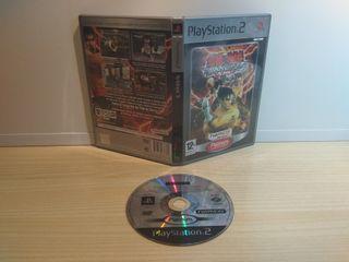 Tekken 5 Platinum. PS2