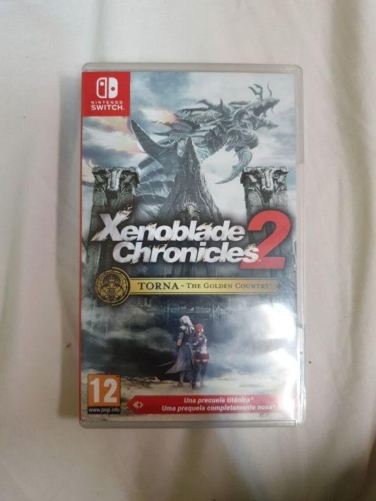 Xenoblade Chronicles 2 - The golden country