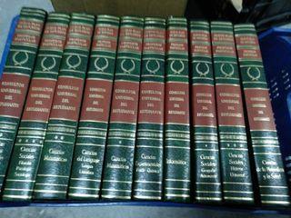 10 libros : Consultor universal de estudiante