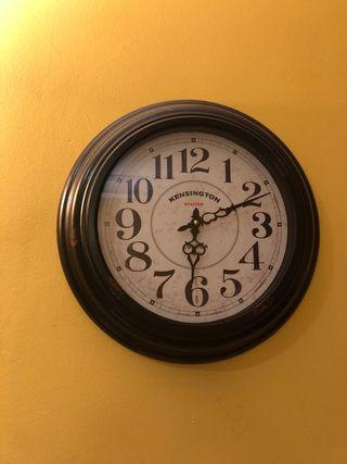 Reloj para colgar en la pared
