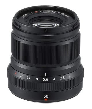 Fujifilm Fujinon XF50 mm F2 R WR - NUEVO.