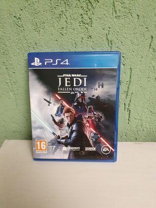 Star Wars Jedi Fallen Order - PS4 - SEMINUEVO