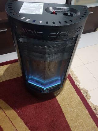 Estufa de butano llama azul ( como nueva)