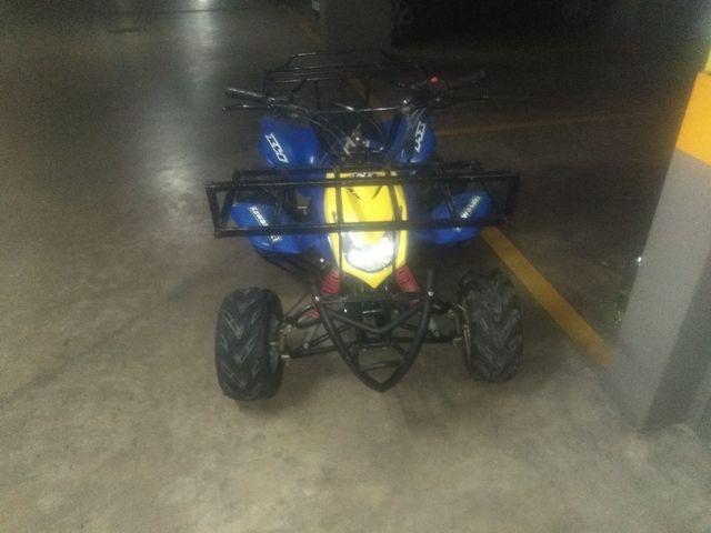 quad 110cc 4t