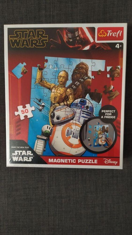 Puzzle magnético Star Wars precintado