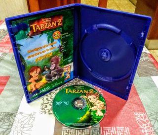 Tarzán 2 - Disney (DVD Película)