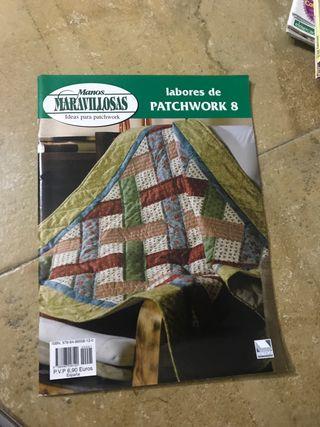Revistas patchwork manos maravillosas
