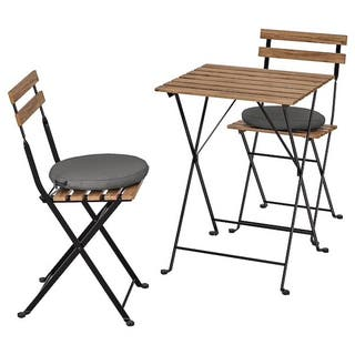 Mesa y sillas de jardín Ikea