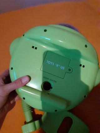 móvil proyector