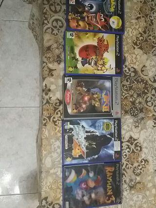 ps2 videojuegos rebajados