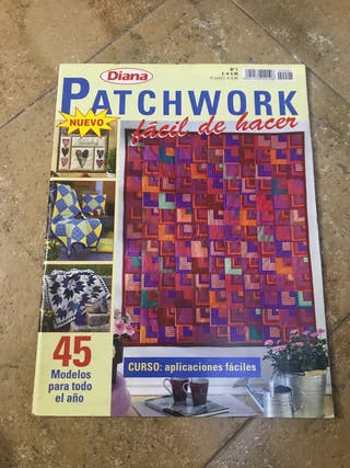Revistas manualidades patchwork costura punto