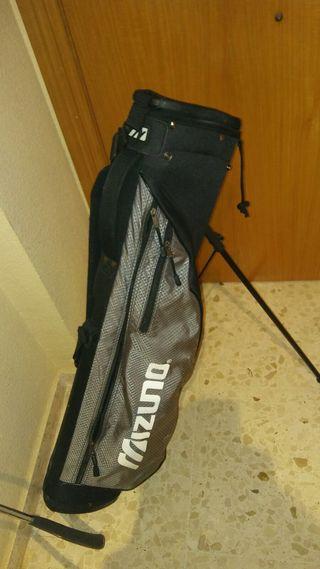 Bolsa de golf Mizuno con palos Widec II